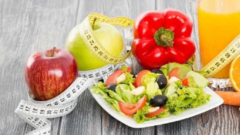 رژیم کاهش وزن با مثال
