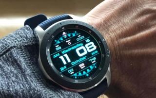 ساعت هوشمند Galexy watch
