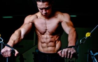 برطرف کردن عدم تقارن عضلات