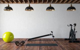 ورزش در خانه : ساخت یک باشگاه خانگی