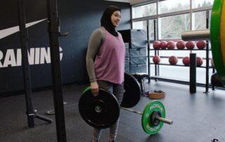 عضله سازی زنان